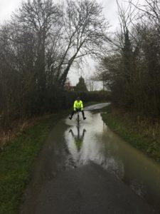 Lambfair Green Puddle Ride